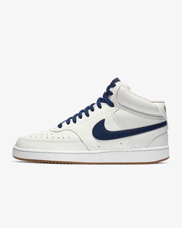 Court Vision Mid 男鞋