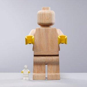 €119.99 VIP于11月3日提前购LEGO官网 Originals限量系列 大号木头人偶 853967