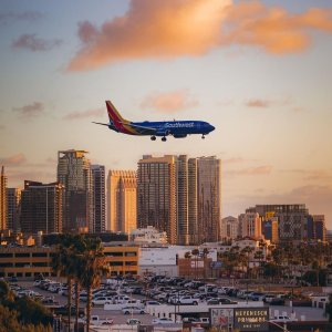 As low as $39 One-way $78 RoundtripSouthwest Thanksgiving Limited Time Sale