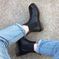 Dr Martens FLora 切尔西靴