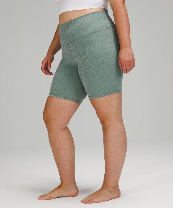 "Align 运动短裤8"" *"