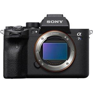 $3148.2 学生专享Sony Alpha a7S III 全幅微单机身, 无裁切4K60P 16bit Raw外录