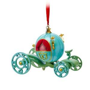 Disney灰姑娘南瓜马车 吊饰