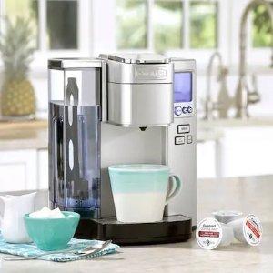 低至6.7折 12杯咖啡机$58Linen Chest 专业咖啡机热卖 多款可选 开启美好清晨