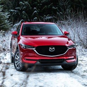 2.5T更强动力 CarPlay终于支持2019 Mazda CX-5 紧凑级SUV