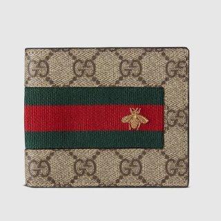 定价优势 Gucci蜜蜂钱包$287Harrods男士时尚专场,BV经典款编织钱包$346
