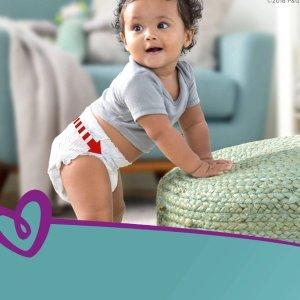 买2件送$10礼卡Target 多品牌婴幼儿纸尿裤、训练裤促销