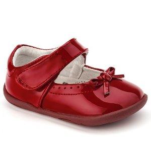 低至5折+额外7折 学步鞋穿对了吗即将截止:pediped OUTLET 学步婴幼儿鞋履大促