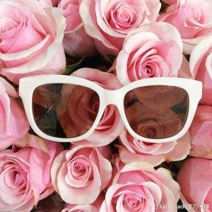 Kate Spade Low Bridge Fit Amberly/F/S Cat-Eye Sunglasses