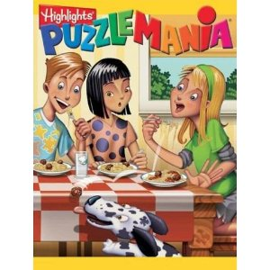 HighlightsFree TotePuzzle Books - Kids Puzzle Books Subscription | Puzzlemania