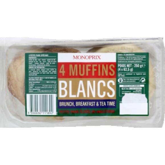muffins面包