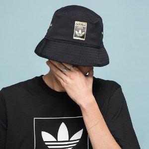 低至5折+额外7折+免邮最后一天:adidas官网 潮流背包、渔夫帽等配饰好价速收
