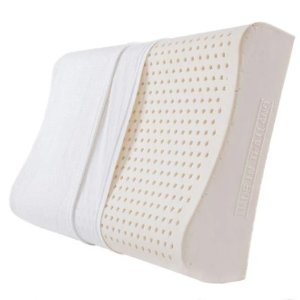 LIFEASENatural Latex Contour Pillow