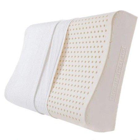 泰国93%含量天然乳胶下枕