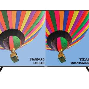 9折TEAC QLED 55/65寸4K超清电视首发