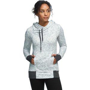 StoicHeather Fleece Pullover Sweatshirt - Women's