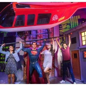 Up to 50% off attraction admission with a Go Orlando card