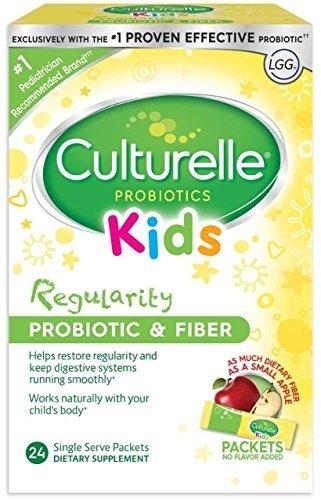儿童益生菌+膳食纤维 24包