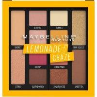 Maybelline New York 柠檬苏打眼影盘