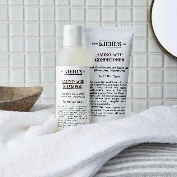 氨基酸椰香洗发水