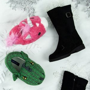 50% OffSlippers + $29.95 Willow Boot Sale @ Stride Rite