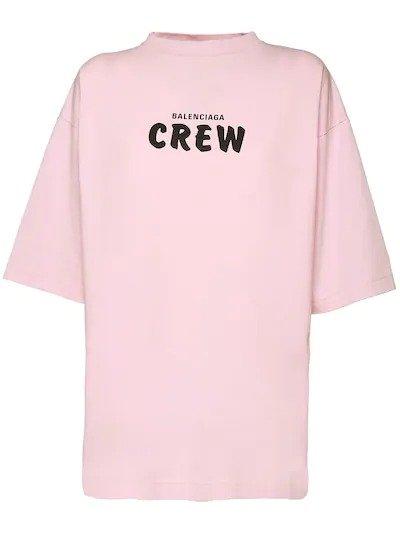 CREW T恤