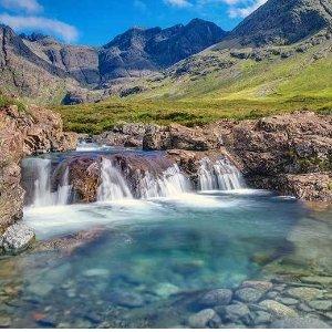 38折 苏格兰最美丽的翅膀天空岛Isle of Skye酒店含早晚餐  £79起