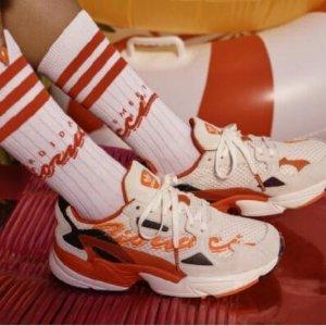 AdidasFiorucci Falcon 老爹鞋