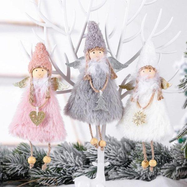 小天使圣诞树装饰