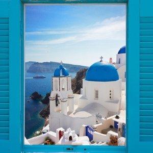 $999起 含机票+酒店+游览希腊8天/10天跟团游套餐 游览雅典+圣托里尼+米科诺斯