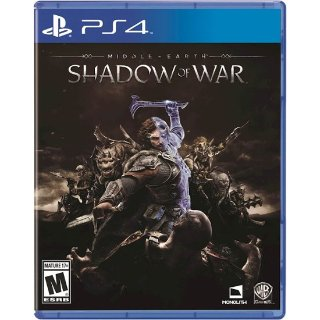 Middle-earth: Shadow of War (PS4 or Xbox One)