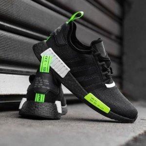 无门槛8.5折+免邮最后一天:adidas官网 NMD潮鞋促销 兼顾时尚与舒适的不二之选