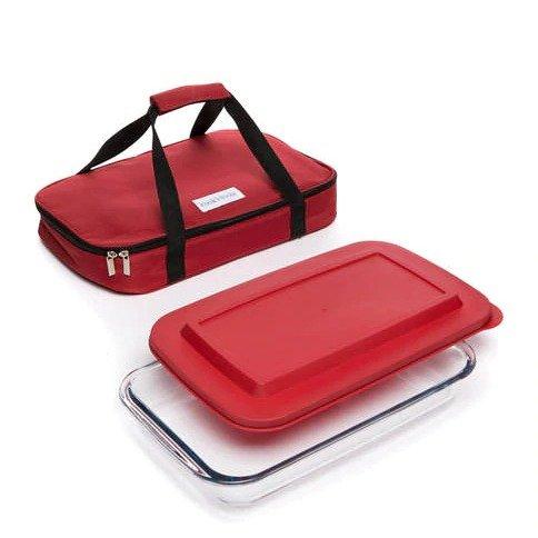 烤盘+收纳包 3件套