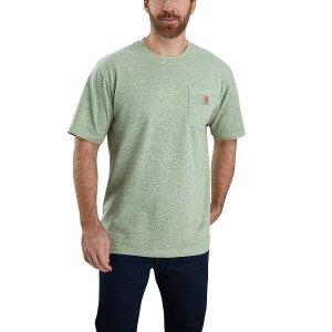 Carhartt口袋T恤