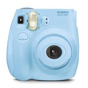 $39 for new userFujifilm Instax Mini 7S Instant Camera w/ 10pk Film