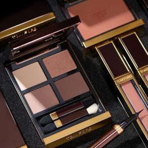最高立减$625Tom Ford 美妆香水热卖  收4色眼影盘。黑管口红