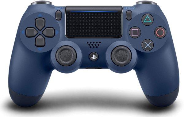 PS4 无线震动手柄 午夜蓝