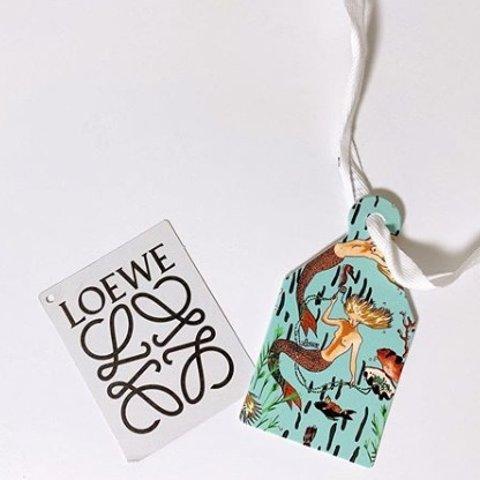 秋冬新款8折!速度抢!Loewe 罗意威购买攻略合集 美包美衣一网打尽 好价蜜汁低
