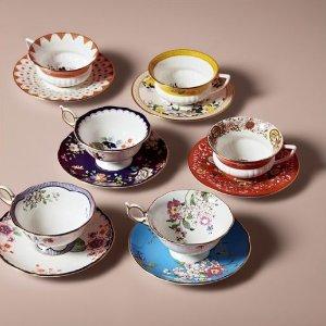 低至5折 彼得兔餐具£7.5起Wedgwood 英国皇家骨瓷品牌惊人低价 李现同款顶级餐具