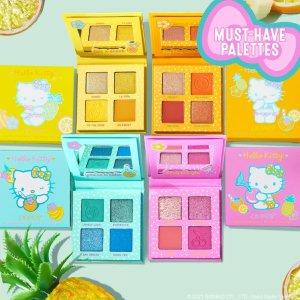 Colourpop限免国际运费!Cutie Fruity - 眼影套装