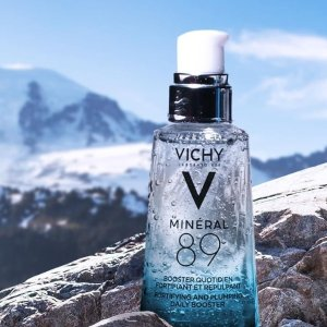 Enjoy a Free 10ML Mineral 89With All Orders Over $65  @Vichy USA