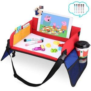 €15.99 (原价€29.99)YOOFAN 儿童便携式画画桌 出门旅行必备