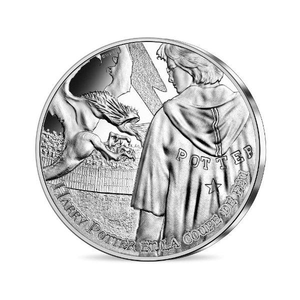 哈利波特纪念银币