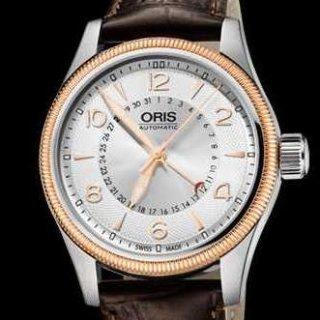 额外减$100 $499 (原价$1500)独家:ORIS Big Crown Pointer Date 系列机械男表