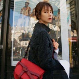 最高减$200 mini gate$700+独家提前享:Loewe 美包热卖 经典Gate多色可选,入手可爱小象零钱包