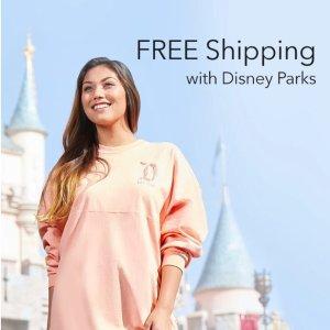 任意单免邮shopDisney 迪士尼官网 全站促销
