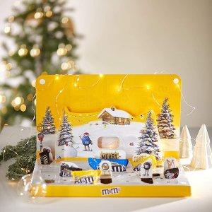 低至€6.79德亚圣诞日历精选 收各种巧克力、糖果礼盒、茶包