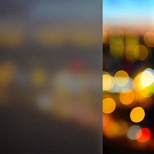 Coavas 防紫外线磨砂隐私窗贴 17.7x118.1
