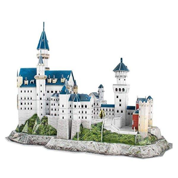 德国新天鹅堡3D拼图