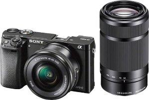 Sony a6000 Mirrorless + 16-50&55-210mm